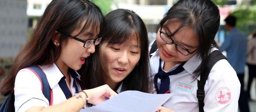 Thí sinh cần hiểu rõ được yếu tố khác biệt khi chọn trường cấp 3
