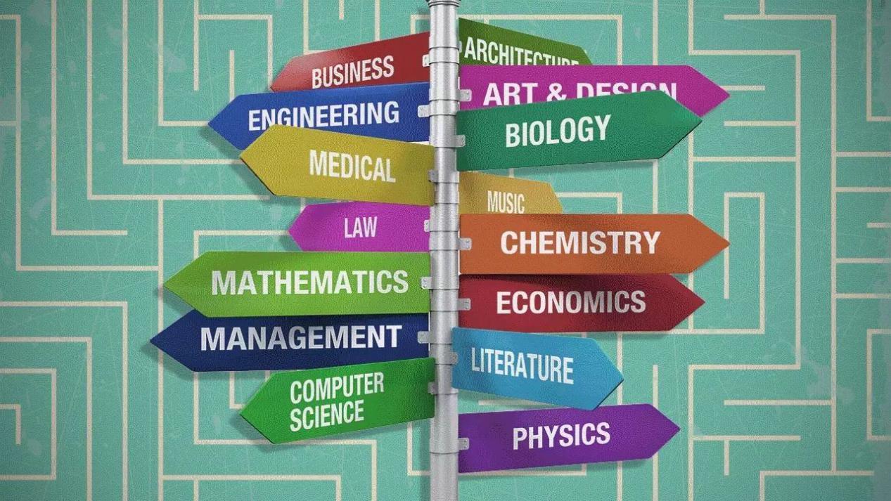 Nên xác định ngay từ đầu ngành học yêu thích và trường đại học mơ ước