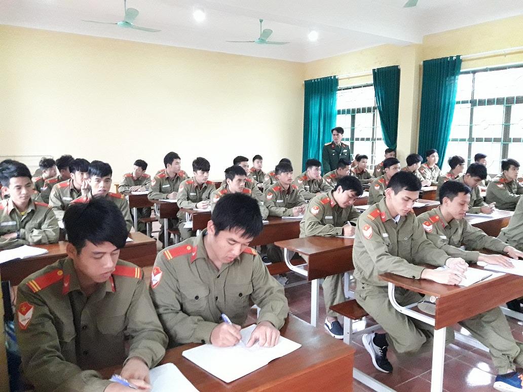 Các trường quân đội chỉ chấp nhận xét tuyển hồ sơ tuyển sinh có đăng ký nguyện vọng cao nhất vào trường