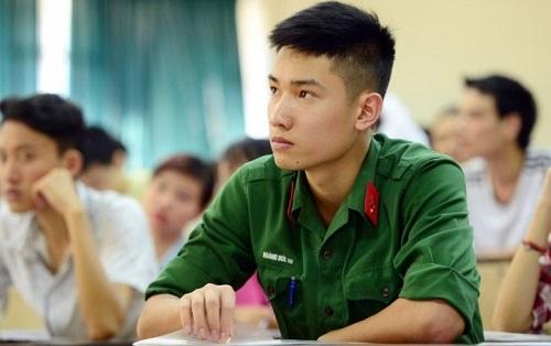 Các thí sinh cần chú ý về quy định về hộ khẩu thường trú khi đăng ký tuyển sinh vào trường quân đội