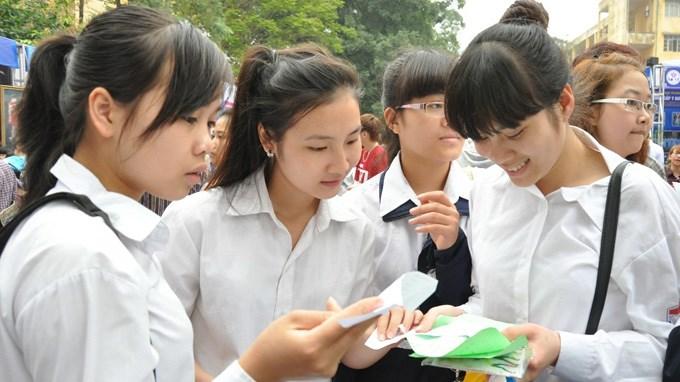 Tìm hiểu thông tin tuyển sinh của các trường đại học, giúp học sinh có kế hoạch ôn thi tốt nhất