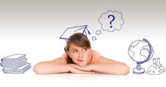 Chọn trường học phù hợp với năng lực bản thân là bài toán nan giải