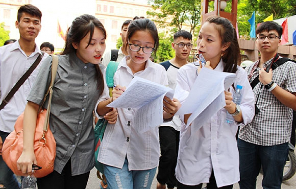 Ngành thi D07 được hình thành nhằm tạo điều kiện cho các thí sinh đăng ký vào trường