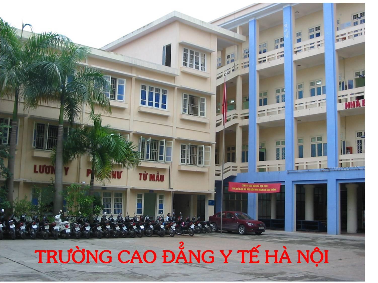 Trường cao đẳng y tế Hà Nội 1 lựa chọn tốt