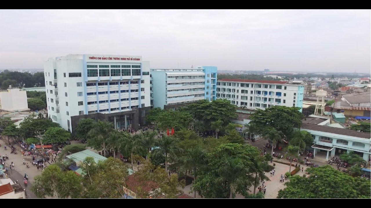 Hình ảnh trường cao đẳng công thương TP HCM