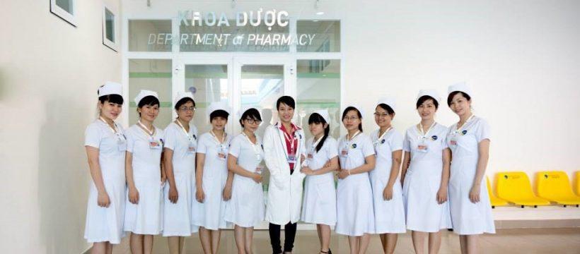 Hình ảnh sinh viên trường cao đẳng dược Hà Nội