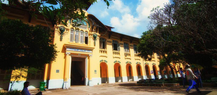 Chỉ tiêu tuyển sinh của đại học Sài Gòn năm 2017 là 4.000 sinh viên