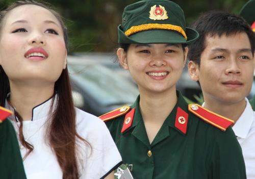 Cần lưu ý 1 số điểm về thi Học viện Quân Y